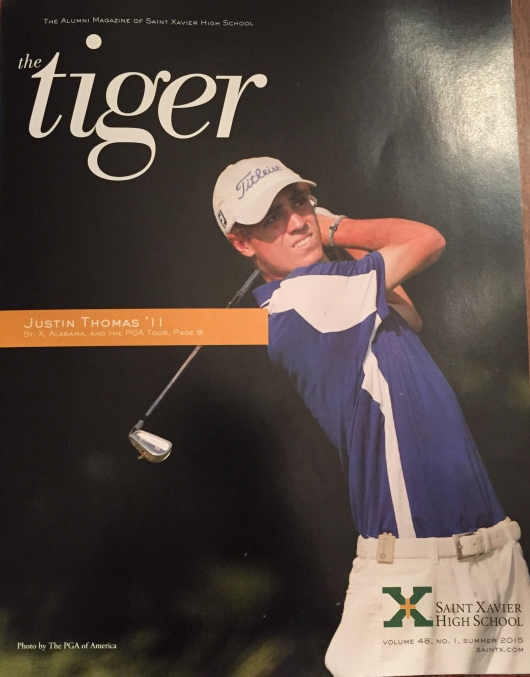 2015 The Tiger