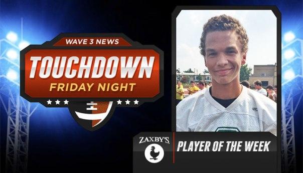 Desmond Ridder TDFN Player of the Week