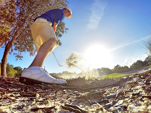 Justin Thomas | Photo from GoPro.com