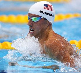 Clark Burckle | Photo from usaswimming.org